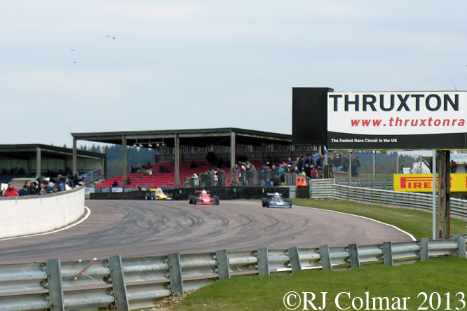 Historic Formula Ford 2000  Race, Thruxton Easter Revival