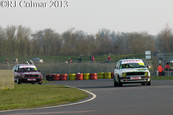 BRSCC, Teekay Couplings, Production GTi Championship, Howards Day, Castle Combe