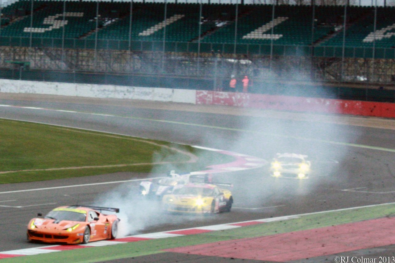 Ferrari, Chevrolet, Toyota, Porsche, Club, 6 Hours of Silverstone