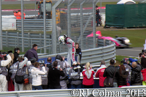Alan McNish, 6 Hours of Silverstone