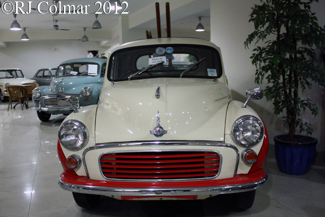 Morris Minor Pick Up, Malta Classic Car Museum, Qwara