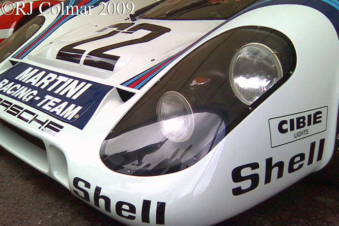 Porsche 917K, Goodwood Festival Of Speed