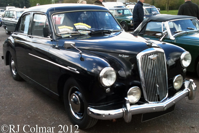 Wolseley 4/44, Bristol Classic Car Show, Shepton Mallet,