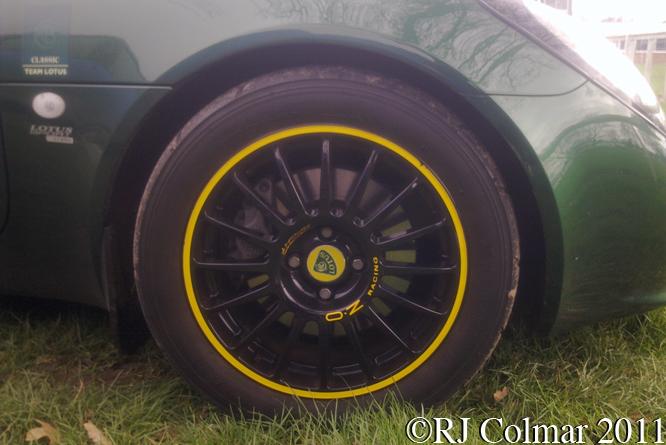 Lotus Elise Sport 135R, Race Retro