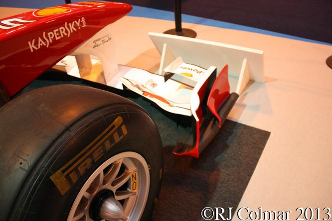Ferrari 150° Italia, Autosport International, NEC, Birmingham