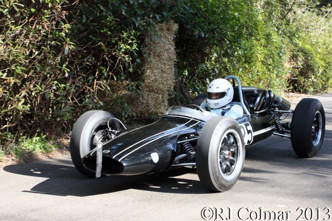 Broome, Cooper T65, WMC. Wiscombe Park