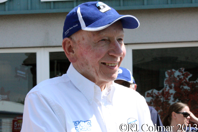 John Surtees, OBE, Edenbridge Fun Day