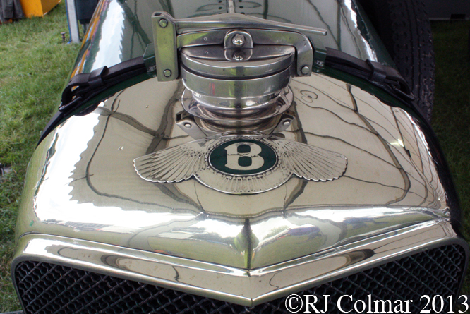 Bentley Speed Six, Cholomondeley Pageant Of Power
