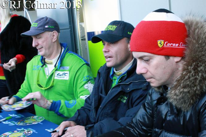 Krohn, Jönsson, Mediani, 6 Hours of Silverstone