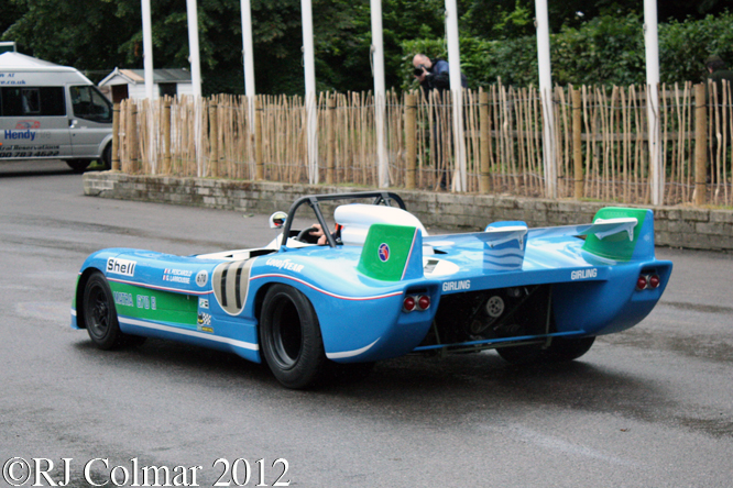 Matra Simca MS670, Goodwood Festival of Speed