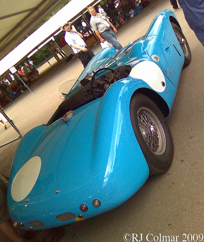 Talbot Lago T26 GS, Goodwood Festival Of Speed