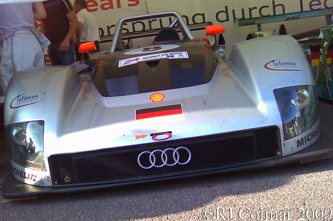 Audi R8R, Goodwood Festival Of Speed