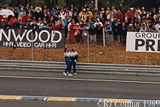 Derek Bell, Hans Joachim Stuck, Le Mans, France