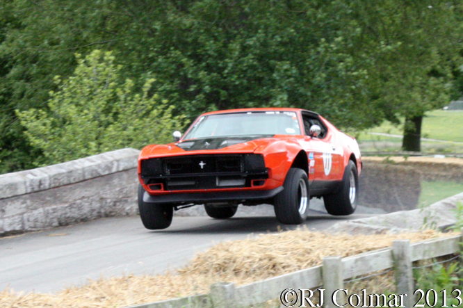 Reid, Ford Mustang Mach 1, Cholomondeley Pageant Of Power