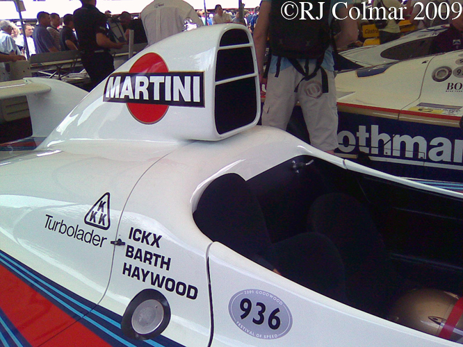 Porsche 936, Goodwood Festival Of Speed,