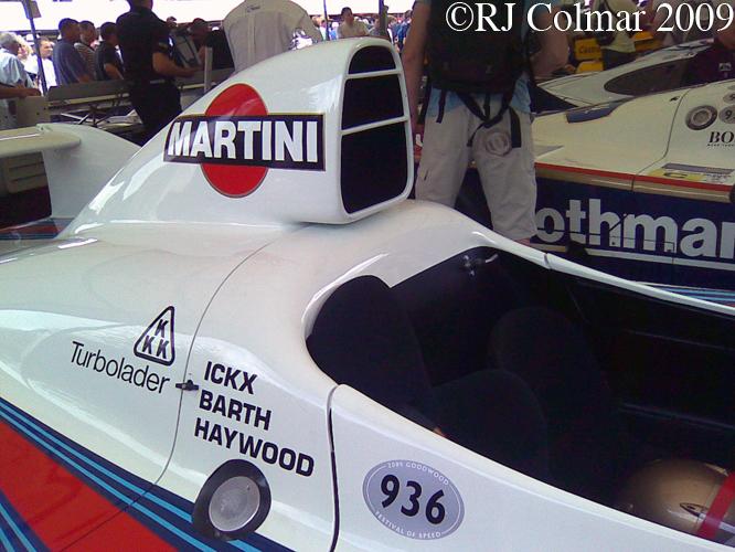 Porsche 936, Goodwood Festival Of Speed,