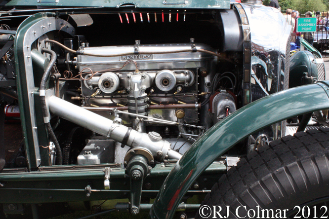 Bentley 4 1/2 litre, Brooklands Double 12