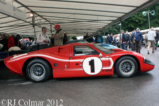 Ford Mark IV, Goodwood Festival of Speed