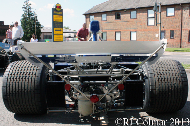 Surtees TS14, Edenbridge Fun Day
