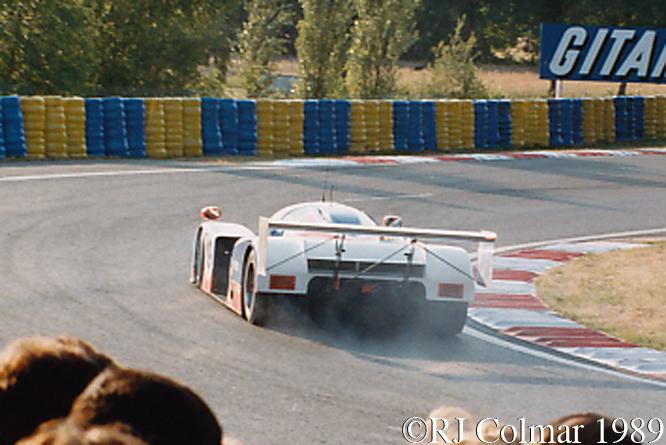 Aston Martin AMR1, Le Mans