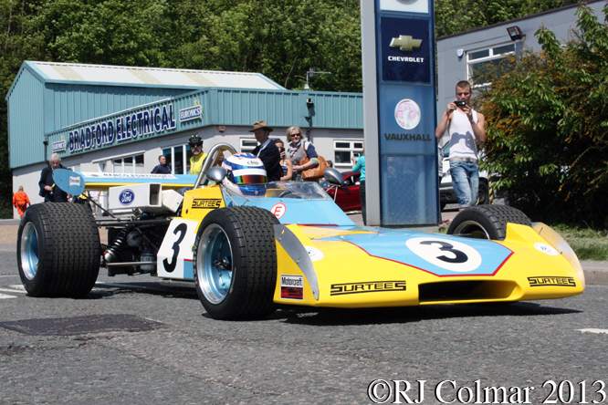 Kerr, Surtees TS15, Edenbridge Fun Day