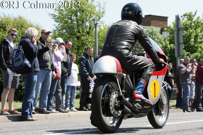 MV Augusta 500, Edenbridge Fun Day
