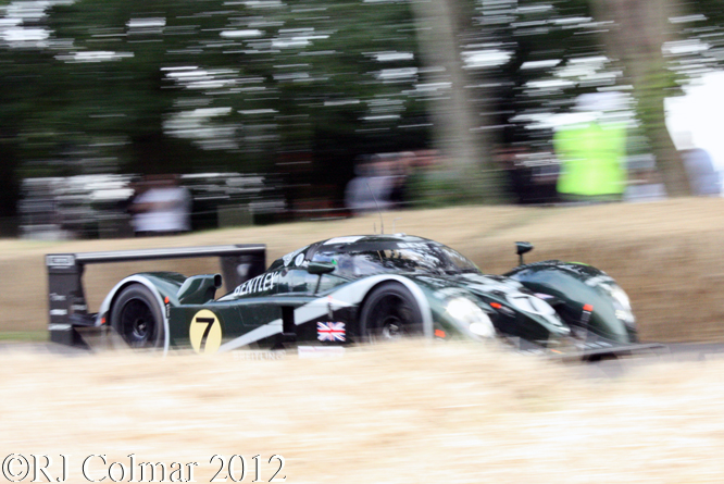 Bentley Speed 8, Goodwood Festival Of Speed