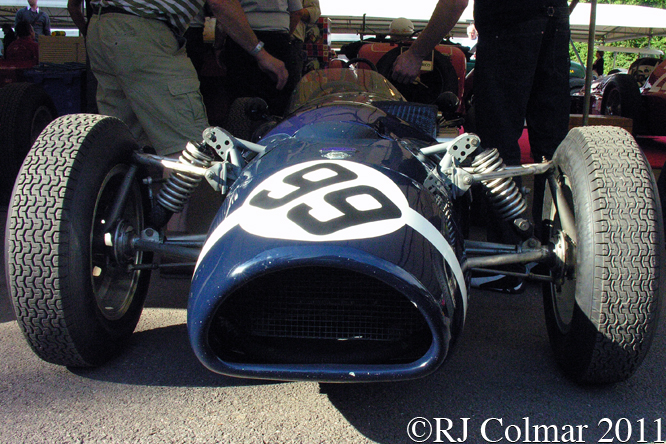 Ferguson Climax P99, Goodwood Festival of Speed