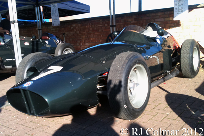 BRM Type 25, BRM Day, Bourne, Lincs