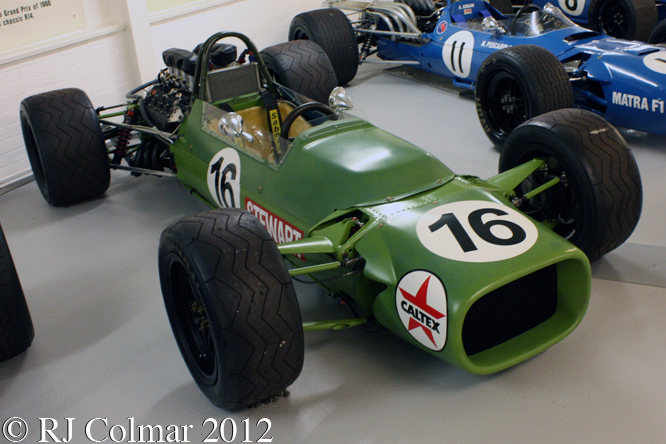 MATRA MS9, Donington Museum
