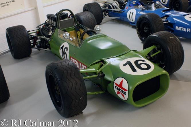 MATRA MS9, Donington Museum