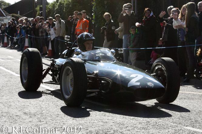 D Hill, BRM P578, BRM Day, Bourne, Lincs