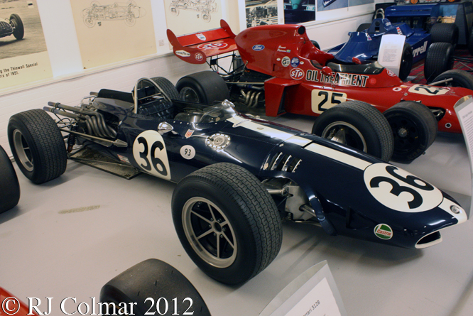 Eagle Westlake Mk 1, Donington Museum