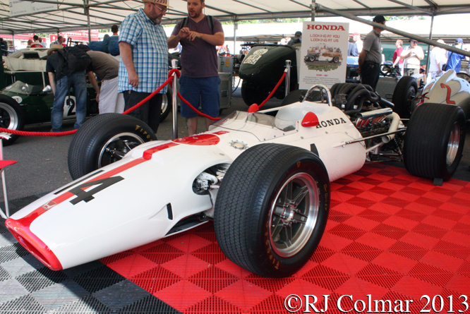 Honda RA300, Goodwood, Festival Of Speed