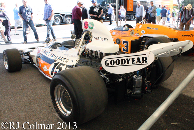 McLaren Cosworth M19C, Goodwood Festival Of Speed