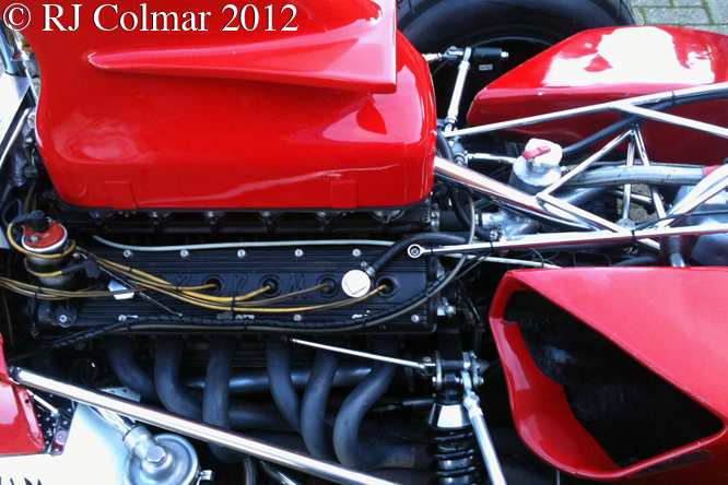 BRM P180, BRM Day, Bourne, Lincs