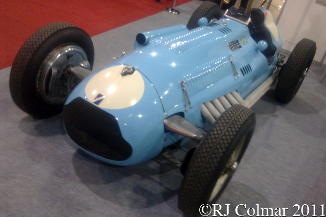 Talbot Lago, T26C, Race Retro, Stoneleigh