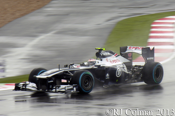 Bottas, Williams Renault, FW35, British Grand Prix, P1, Silverstone