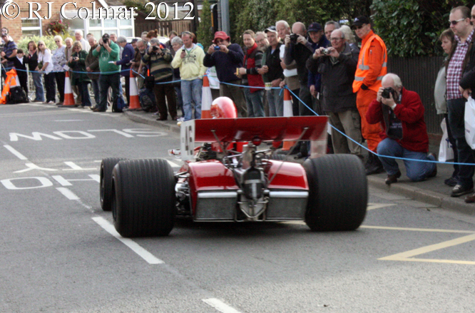 BRM P180, BRM Day, Bourne, Lincs