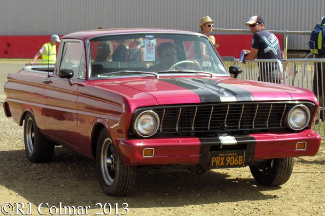 Ford Ranchero, Silverstone Classic