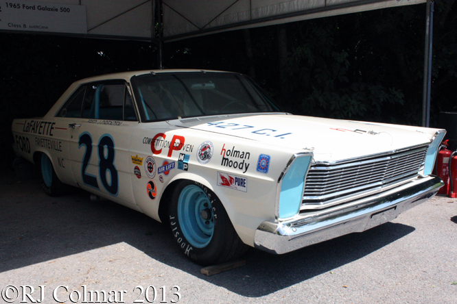 Ford Galaxie 500, Goodwood Festival Of Speed
