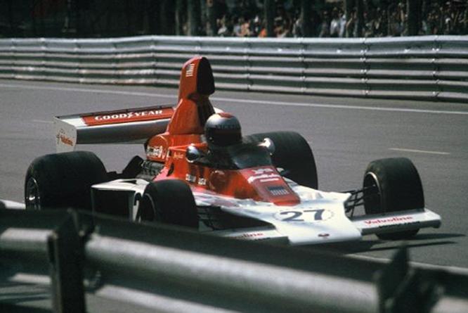 Andretti, Panelli Cosworth VPJ4, Spanish Grand Prix, Montjuich Park