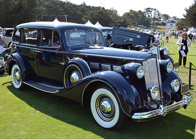 Packard, Palo Alto Concours d'Elegance