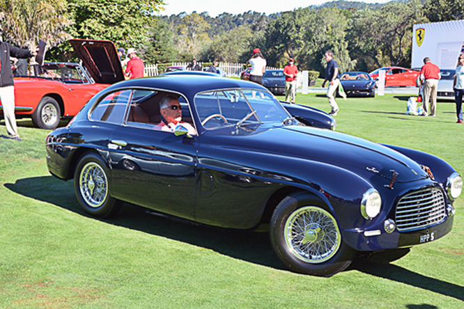 Ferrari 166 Inter, The Great Ferraris, The Quail
