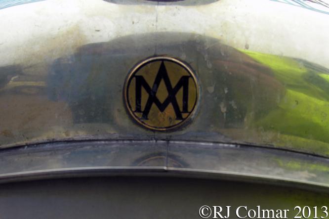 Aston Martin, Razor Blade, Prescott