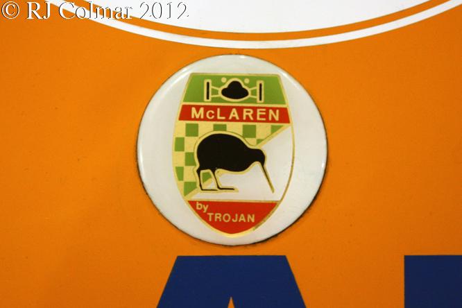 McLaren M8C/D, Race Retro