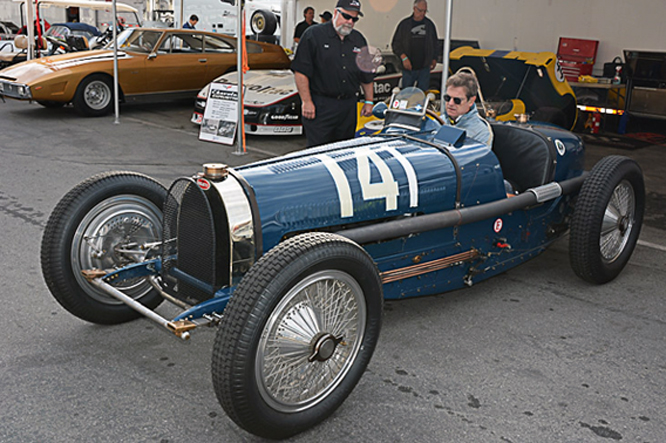 McCabe, Bugatti, Type 59, Rolex Monterey Reunion, Laguna Seca