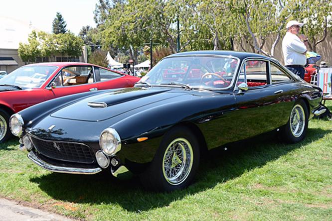 Ferrari 250 GT Lusso, Palo Alto Concours d'Elegance