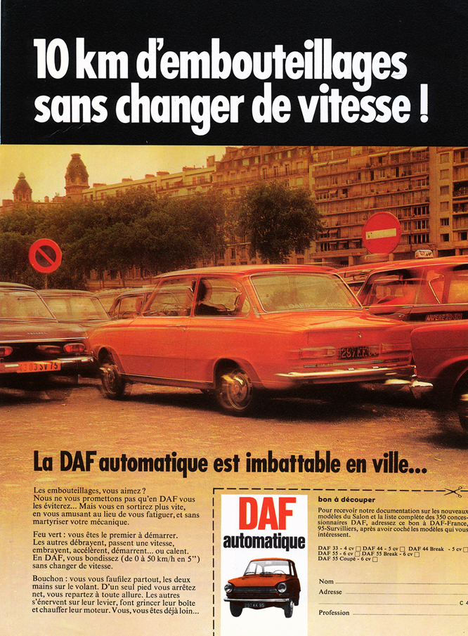 DAF 55 Automatique