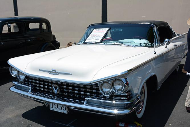 Buick Le Sabre, Palo Alto Concours d'Elegance